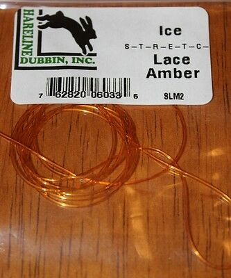 Fly Tying Hareline Tungsten Stretch Lace N8