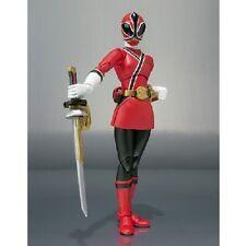 S.H.Figuarts Samurai Sentai Shinkenger SHINKEN RED KAORU SHIBA BANDAI from Japan