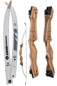 Left Handed Womens Archery Wooden Recurve Take Down Complete Bow Pack Set