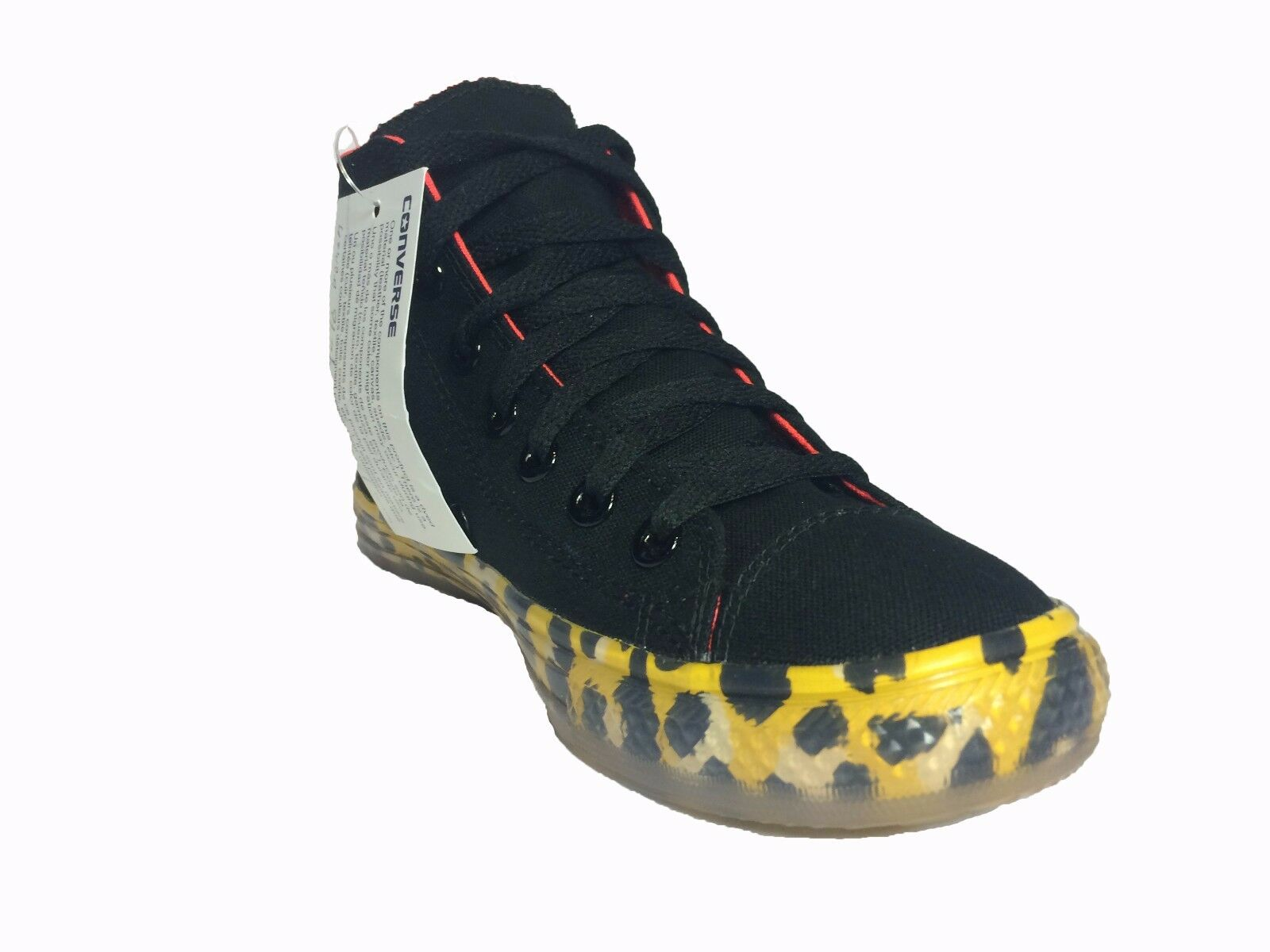 Chuck Taylor All Star CT Bright Hi Top noir Fashion Turnchaussures Style   540275 C