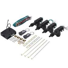 Car Central Lock Power Door Lock Control Kit Remote Locking Security System