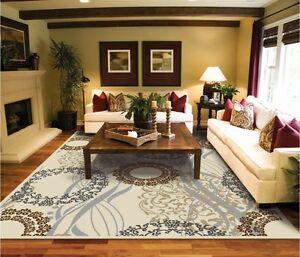 Modern-Rug-Contemporary-Area-Rugs-Black-8x11-Abstract-5x8-Carpet-8x10-Cream-2x3