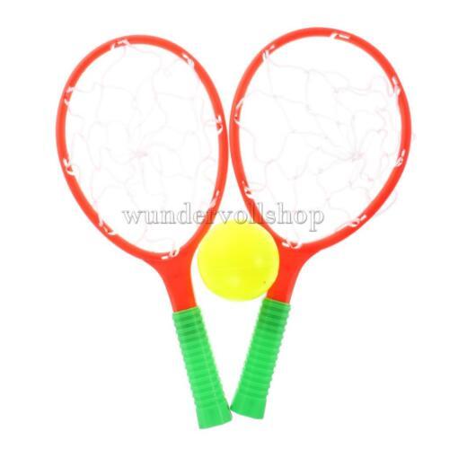 Kinder Outdoor Spielzeug Wurfspiel Wurfscheibe Schaufel Ball Tennisball Set