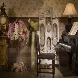indoor scene piano flowers photography background 10x10ft studio