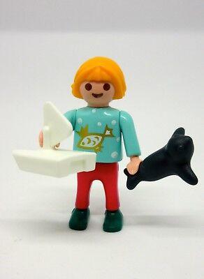 Playmobil Tierpflegerin mit Robbe neu /& im Blister