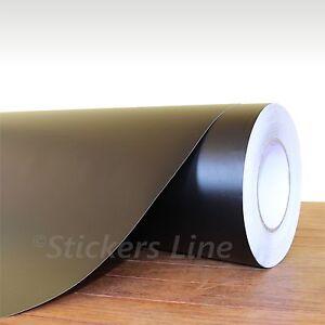 Pellicola-NERO-OPACO-cm-50x150-adesivo-CAST-matt-black-car-wrapping-auto-moto
