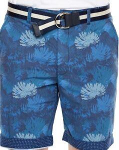 Society-of-Threads-Mens-Chino-Shorts-Size-50