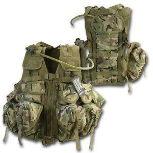 Kombat-uk-British-Army-Type-Ultimate-Assaut-Gilet-Btp-Camouflage-Military