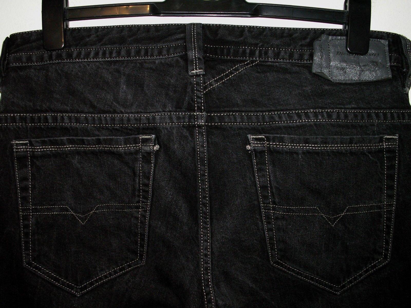 DIESEL THAVAR SLIM-SKINNY FIT JEANS 0RL40 W32 L32 (5130)     | Primäre Qualität  |   | Komfort