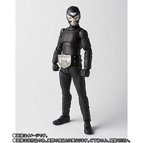 hasta un 65% de descuento S. H. Figuarts Kamen Rider Shocker combatiente negro negro negro con el seguimiento de la figura de Acción Nueva  ¡No dudes! ¡Compra ahora!