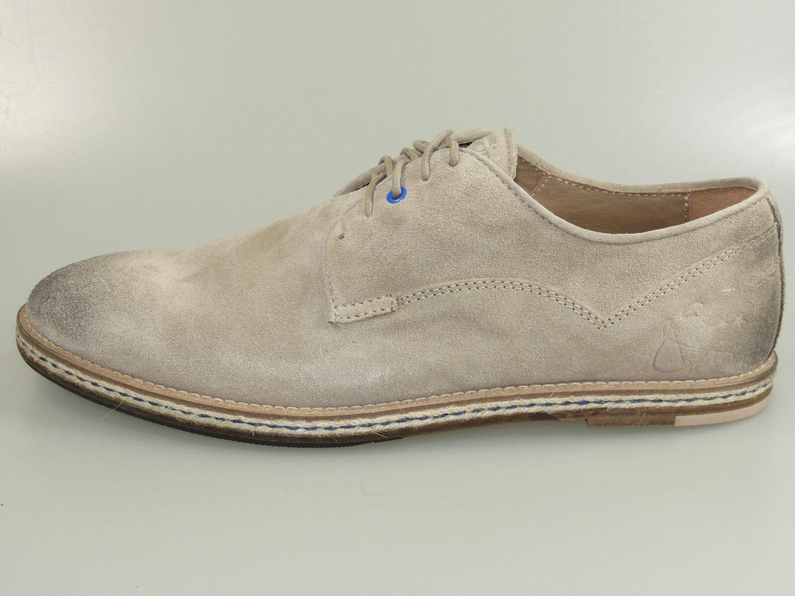 ENERGIE Zapatos assk f00517 su9641 csp851 a00200 Beige Cuero + NUEVO +. Muchas