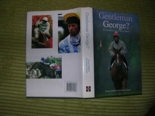 1 of 1 - GEORGE DUFFIELD SIGNED HARDBACK,GENTLEMAN GEORGE?,WITH MICHAEL TANNER.