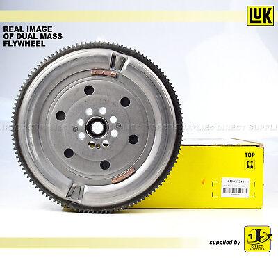 LuK Dual Mass Flywheel DMF for Clutch 415027210