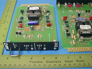 Details about US Traffic, IDC, Model 242, DC ISOLATOR, Two Channel,  110QDP-16-2