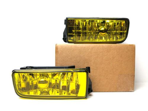 92-99~E36~M3~Fog~Light~Lamp~Amber~Yellow~