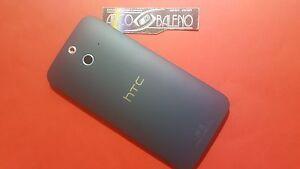 COVER-BACK-Per-HTC-ONE-E8-ORIGINALE-BATTERIA-POSTERIORE-GRIGIO-NERO-FRAME-NUOVO