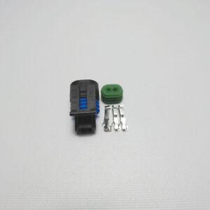 1x2way-Connector-For-Holden-Commodore-Monaro-VE-6-0L-Coolant-Temperature-Sensor