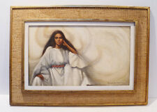 "REYNALDO TORRES ""SPANISH BEAUTY"" 1978 OIL PAINTING -MEXICO/ LISTED"