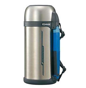ZOJIRUSHI-TUFF-SF-CC13-XA-1-3L-Stainless-Thermos-Bottle-New-Free-Shipping