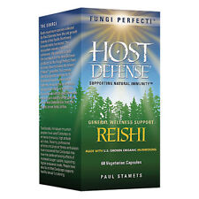 Host Defense Reishi 1000 MG - 60 Capsules