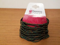 Charming Charlie Layered Multi Beaded Ladies Bracelet (new)