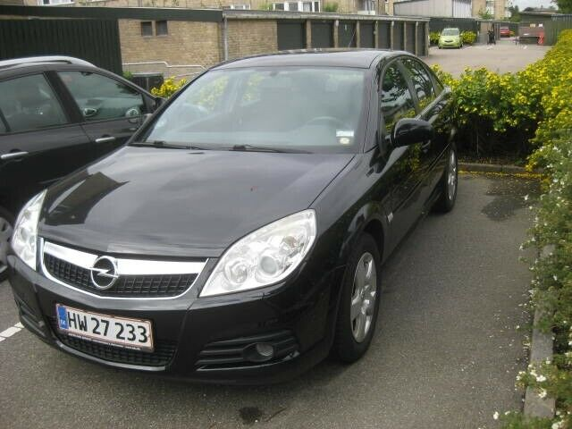 Opel Vectra, 2,2 Direct Limited, Benzin