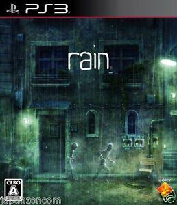 Used-PS3-Rain-SONY-PLAYSTATION-3-JAPAN-JAPANESE-IMPORT