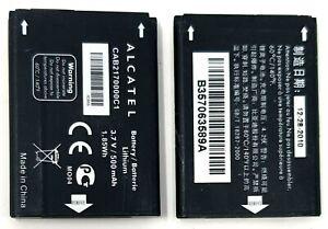 Alcatel Cab2170000c1 Battery Ot344 383 508 565 600 660 706
