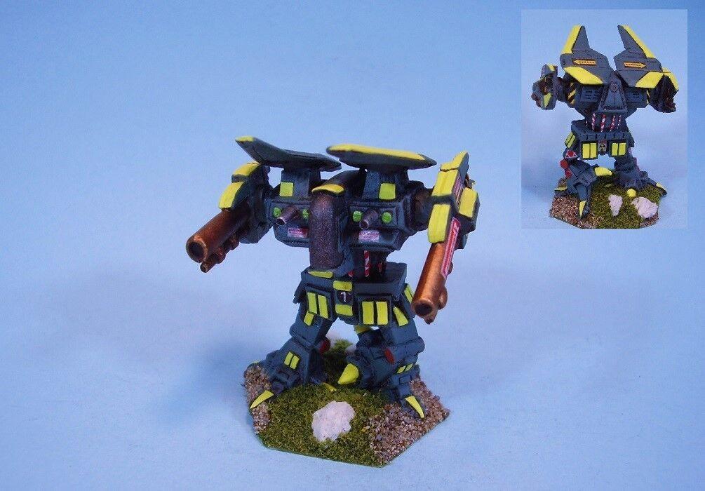 battletech bemalt Miniatur Rifleman battlemech YG