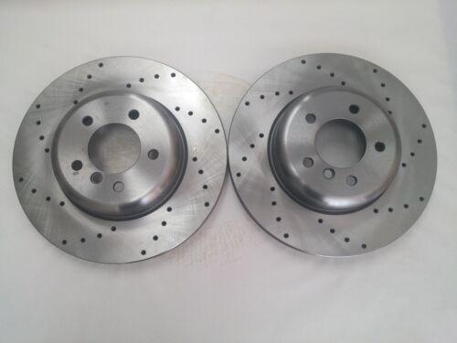 650i Base on Fitment Chart Front Brake Rotors For BMW  535i 550i 645Ci 545i