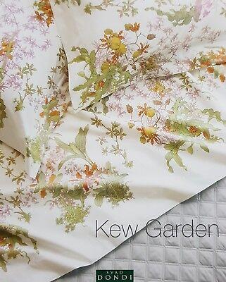 Ein Bereicherung Und Ein NäHrstoff FüR Die Leber Und Die Niere Aggressiv Svad Dondi Komplettes Set Kew Garden 77557 Perkal Cotton 100% Hochzeits