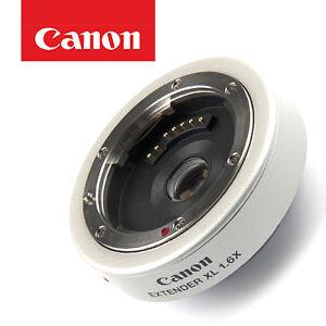 CANON-Extender-XL-1-6fach-SD-Telekonverter-gt-XLH1-XL-H1A-XL-H1S-XL-2-XL-1-S