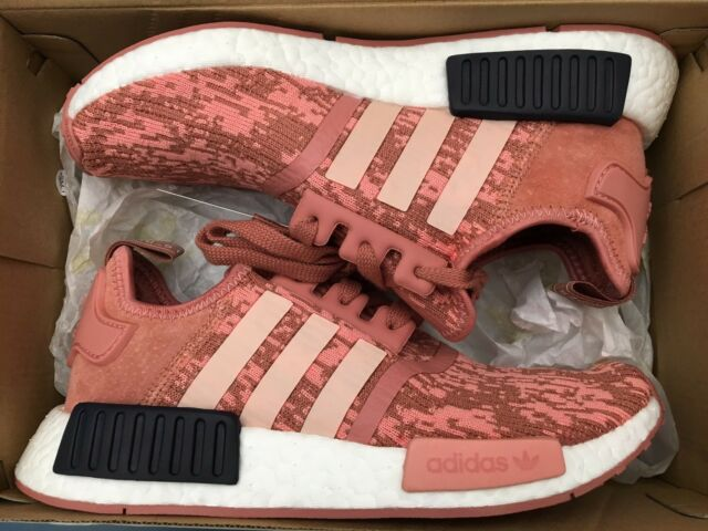 super popular d240d 2fdcc cheap red pink womens adidas nmd runner shoes bc42d 4e1cc