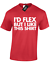5XL Me gustaría Flex pero me gusta esta camisa Mens T Diseño Divertido Gimnasio Training Top Regalo S