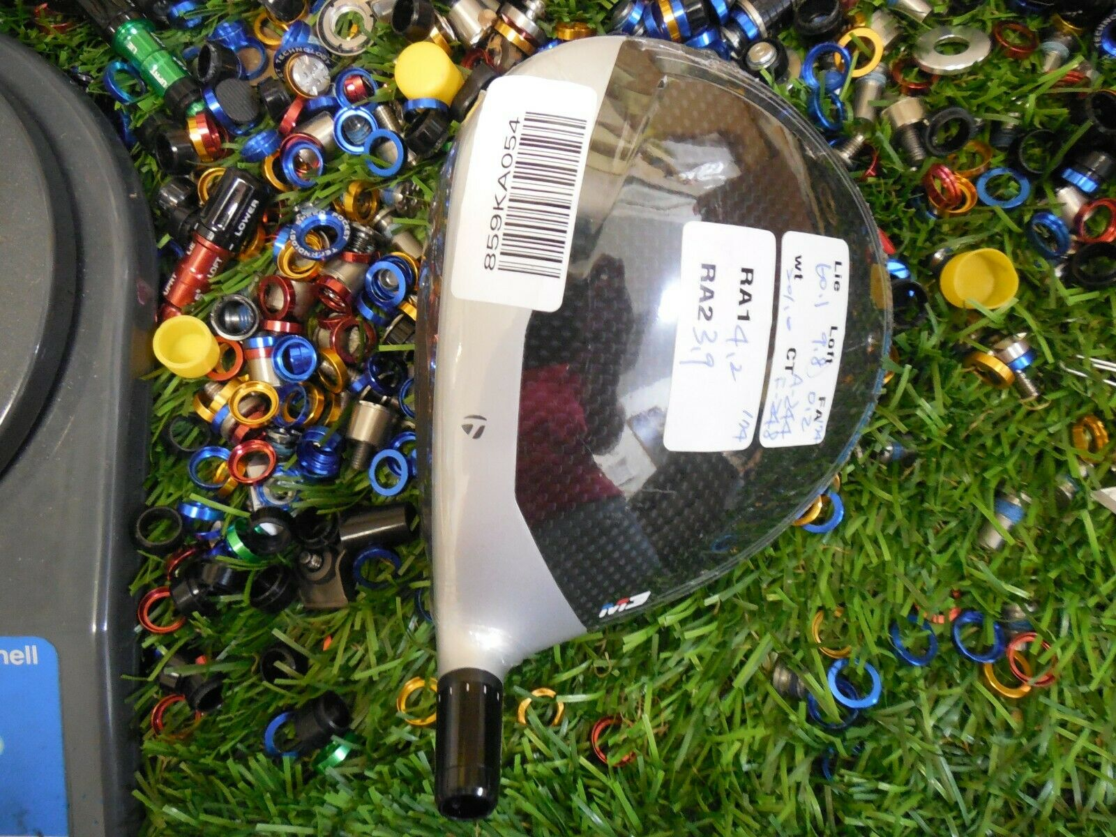 2018 Taylormade M3 9.5 ° (Real 9.8 °) 460cc 859KA054+ CT 244 248 alta Tour Issue