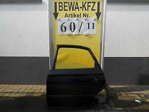 Blechteile-Tuer-hinten-links-Audi-A4-8D2-B5-Bj-1999-Nr-B-60-11
