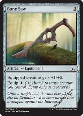 Artifact Oath of the Gatewatch Mtg Magic Common 1x x1 1 FOIL Bone Saw
