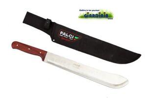 Falci-290135-10L-MACHETE-CON-FODERO-Manico-Legno-36-cm