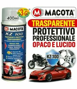 Macota KZ100 Transparente Protector Profesional Pintar Espray 400ml
