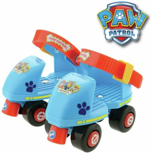 Paw Patrol My First Toddler Skates Adjustable Size 5-11