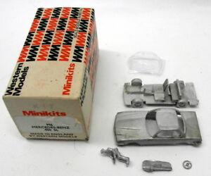 Western-Kits-1-64-Scale-White-Metal-M6-Mercedes-Benz-450-SL