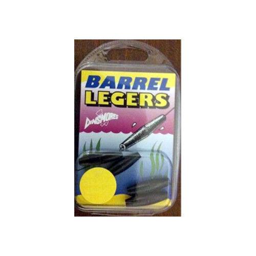 Dinsmores Barrel Legers 4g coarse fishing