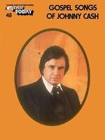 Gospel Songs Of Johnny Cash Sheet Music E-z Play Today Book 000100343