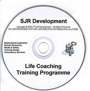 Details about Life Coaching Life Coach Training Programme Course Materials  Become a Life Coach