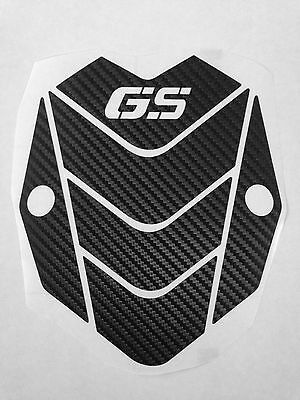 BMW F800GS, F650GS Tank Pad Carbon Look Sticker Di Noc