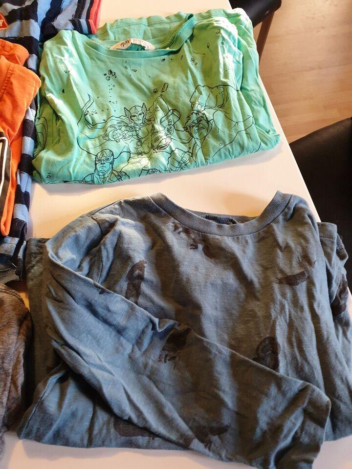 Blandet tøj, T-shirt og lang ærmet, Kidsup HM friends