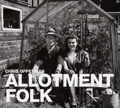 """AS NEW"" Allotment Folk, Opperman, Chris, Book"