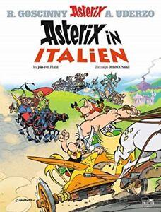 Asterix-Band-Nr-37-Asterix-in-Italien-R-Goscinny-amp-Albert-Uderzo-Neu