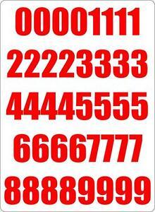 Set-40x-autocollant-sticker-porte-voiture-moto-numero-nombre-chiffre-course-roug