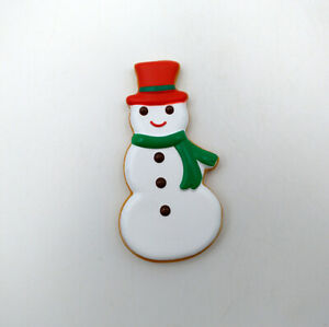 """18/"""" American Girl Doll Maryellen Holiday baking Christmas Snowman cookie"""